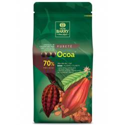 CACAO BARRY 70%  500gr