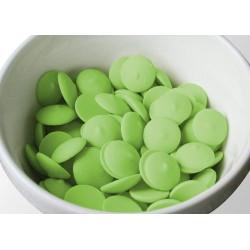 PME Candy Buttons -  Ανοιχτό Πράσινο  340gr.