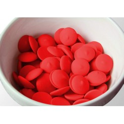 PME Candy Buttons - Κόκκινο  340gr.