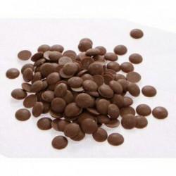 Απομίμηση Σοκολάτας Γάλακτος Σταγόνες 1Kg.