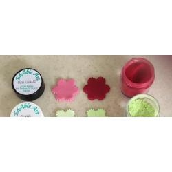 Χρώμα σε σκόνη -Red Velvet-100% Edible