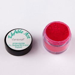 Χρώμα σε σκόνη -Cerise-100% Edible