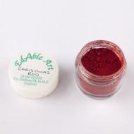 Χρώμα σε σκόνη - Christmas Red -100% Edible