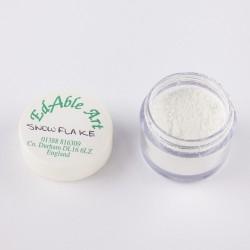 Χρώμα σε σκόνη -Snowflake-100% Edible