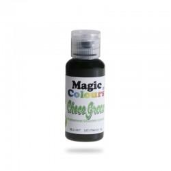 Βρώσιμα Χρώματα Σοκολάτας της Magic Colours - Πράσινο - Choco Green 32ml.