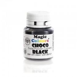Χρώματα Σοκολάτας σε Σκόνη της Magic Colours - Μαύρο - Black 5gr.