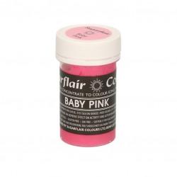 Ανοιχτό Ροζ - Παστέλ Χρώμα 25gr. - Sugarflair