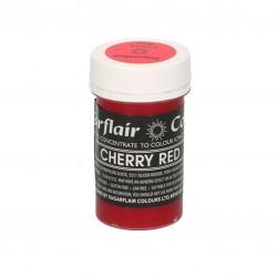 Κόκκινο Κερασί - Παστέλ Χρώμα 25gr. - Sugarflair