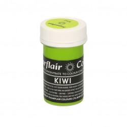 Kiwi - Παστέλ Χρώμα 25gr. - Sugarflair