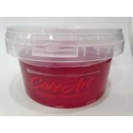 Mirror Glaze γεύση & χρώμα Φράουλα 500gr. - Strawberry