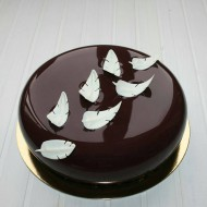 Mirror Glaze γεύση & χρώμα Σοκολάτα 500gr. - Choco