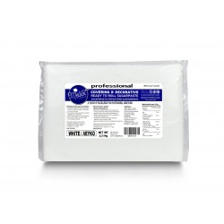 Ζαχαρόπαστα Melilot Professional 2,5Kg. Λευκή