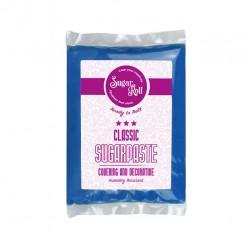 Ζαχαρόπαστα SugarRoll Classic 250gr. Μπλε