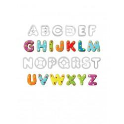 Αγγλική Αλφάβητος Cutter Σετ 26 Γραμμάτων 5εκ.
