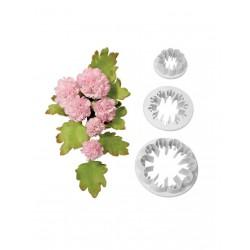 Κουπατ Γαρύφαλλο Λουλούδι Σετ 3 Τεμ. PME