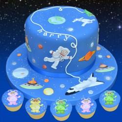 Κουπάτ Διάστημα Σετ (Space Set)