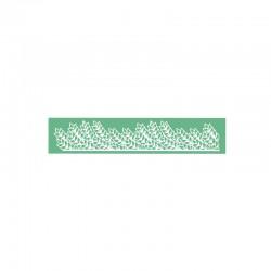 Καλούπι Δαντέλας Σιτάρι της Pavoni 8x40cm