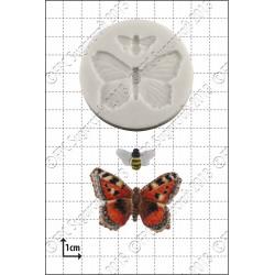 Πεταλούδα - Μέλισσα - Καλούπι Σιλικόνης της FPC