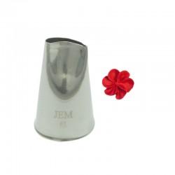 Μύτη Κορνέ για πέταλο - ράφλα 11mm  της PME Jem  No.61