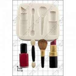 Καλούπι - Σιλικόνης Make Up Set - της FPC