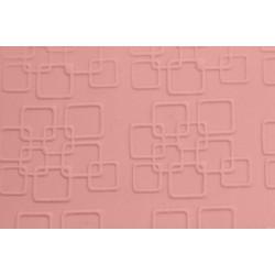 Μικρός ανάγλυφος πλάστης RETRO SQUARES 16.5 x1.2εκ - FMM