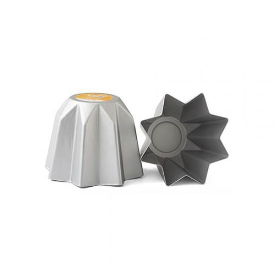 Pandoro - Ανοδιωμένο καλούπι αλουμινίου 750γρ. - Decora