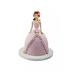 Ταψί Φόρεμα Κούκλας Αντικολλητικό της PME 13.6 x 11.5εκ.