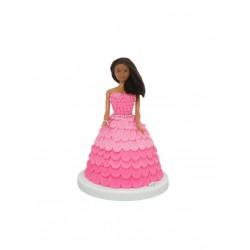 Ταψί Φόρεμα Κούκλας Αντικολλητικό της PME 18.4 x 15εκ.