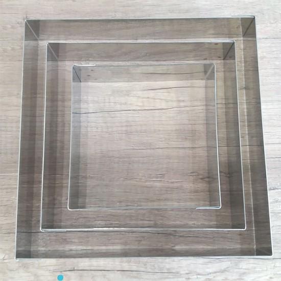 Τσέρκια Τετράγωνα  Υψηλής Ποιότητας 5εκ., 10εκ. Ύψος