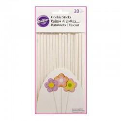 Sticks της Wilton για Γλειφιτζ., pop sticks