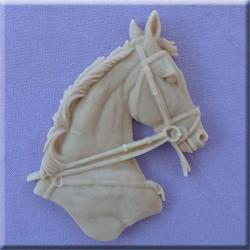 Καλούπι Ζαχαρόπαστας Κεφάλι Αλόγου της Alphabet Moulds (Horse's Head 2)