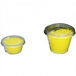 Κας - Κας Κίτρινο γυαλισμένο  2-3χιλ. 80 γρ.