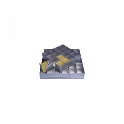 Multi-Mini Σετ 36τεμ. Τετράγωνες Φόρμες Ψησίματος 5,08εκ (2