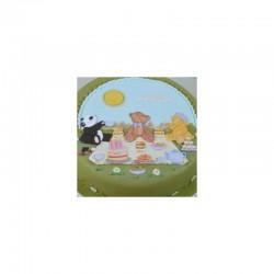 Κουπάτ Αρκουδάκια Πικ-Νικ (Teddy Bears Picnic)