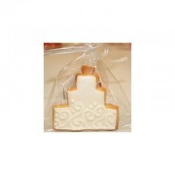 Σακουλάκι Μπισκότου / Cake Pop. 20εκ. x 30εκ. 1,26κ. (250τεμ)