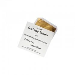 Βρώσιμο Χρυσό Φύλλο 24 καρατίων 8,25x8,25 της Sugarflair
