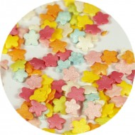 Mix Πολύχρωμα Λουλουδάκια 50γρ. 7χιλ