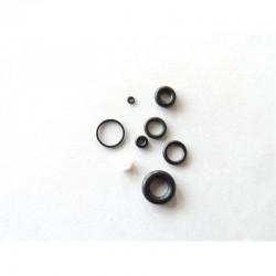 O-Ring Σετ για τους αερογράφους AIRB130 & AIRB135